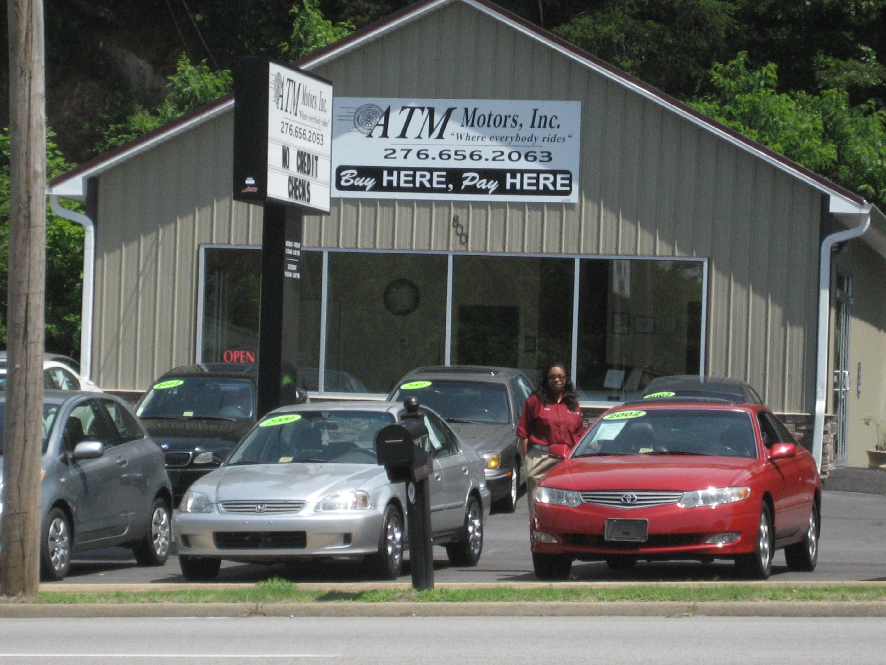 ATM Motors Inc Longwood Small Business Development Center
