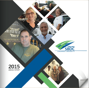 SBDC 2014 Annual Report cover
