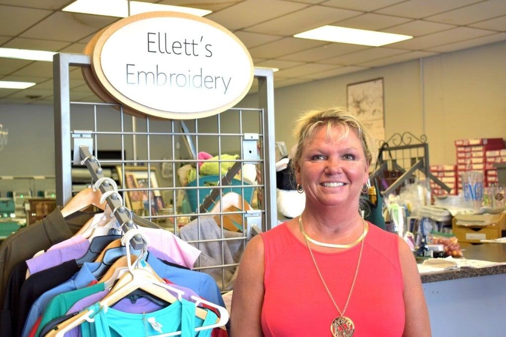 Wendy Ellett in store