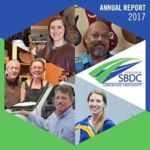 SBDC 2017 Annual Report cover