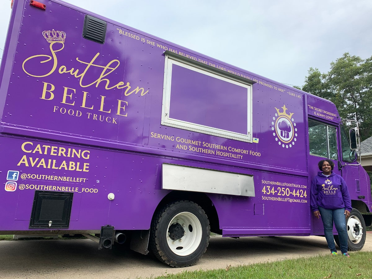 Southern Belle Food Truck