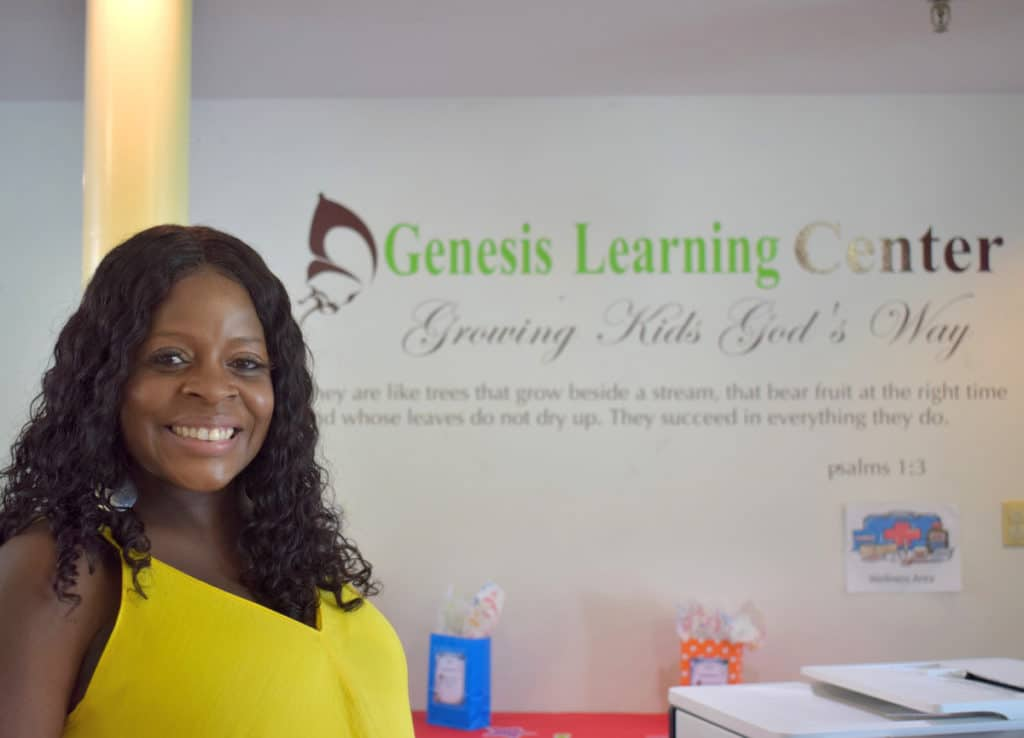 Amy Venable, owner of Genesis Learning Center